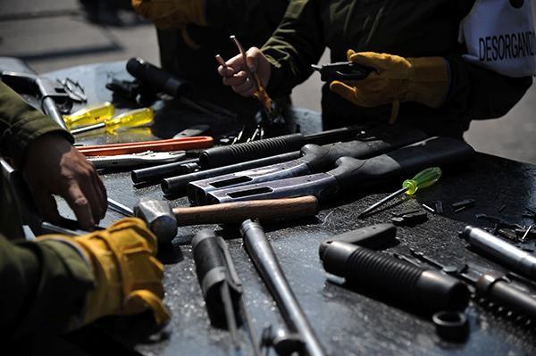 墨西哥政府起诉多家美国枪支制造商称其导致墨暴力活动猖獗